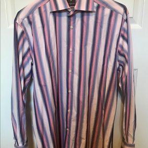 Men's imported dress shirt